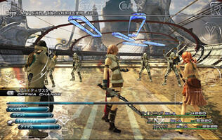 Final Fantasy XIII is now on Android and iOS