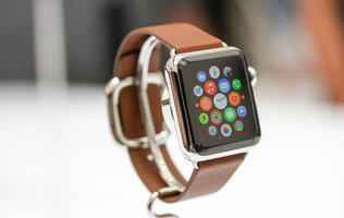 Apple Watch received an estimated one million pre-orders on April 24 in the U.S