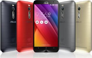 ASUS unveils its new Zenfone 2 series smartphones