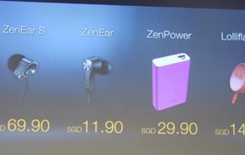 ASUS brings the whole village of Zenfone 2 accessories
