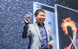 Huawei unveils the 64-bit, octa-core-powered, 6.4mm thin, full-metal Ascend P8