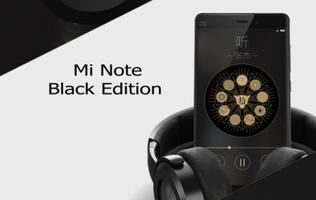 Xiaomi announces Mi Note Black Edition, only 30,000 units available for sale