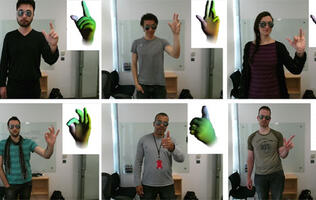 Microsoft dispenses with input peripherals with Handpose tracking software
