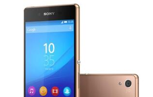 Sony unveils Xperia Z4 for Japan, another global flagship model to launch in May