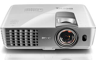BenQ's new W1080ST+ and W1070+ home video projectors tout cinema-grade image quality