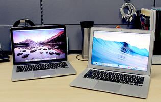 MacBook Air vs. MacBook Pro: The battle of Apple's 13-inch notebooks