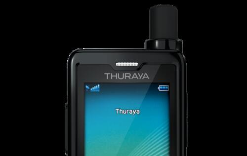 Thuraya launches the world's most advanced satellite phone