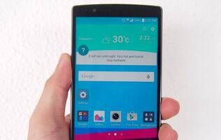 Hands-on: LG G4 delivers promising first impressions