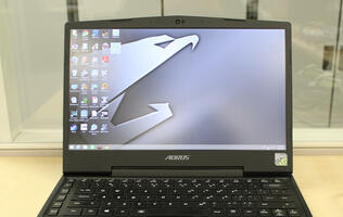 Aorus X3 Plus V3 review: Great power in a small package