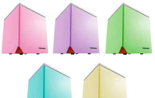 Xigmatek launches Nebula C mini-ITX cube case in a light-hearted array of pastel colors