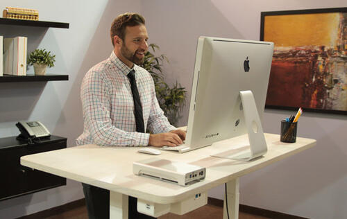 Autonomous has just launched a Smart office desk that aims to change your life