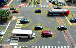 $22 million trial underway to get vehicles to communicate with each other