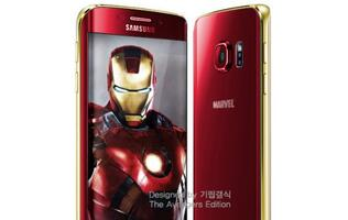"The Korea Times: Samsung Galaxy S6 ""Iron Man"" version available next month"