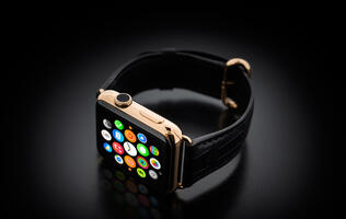Jewelers gold plating Apple Watch to undercut Apple