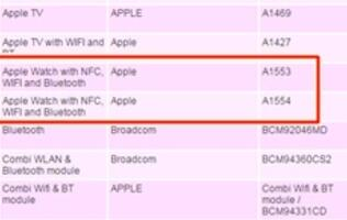Two models of Apple Watch listed on IDA's website, imminent launch in Singapore?