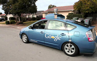 In 1.7 million miles, Google's self-driving cars have been involved in 11 accidents