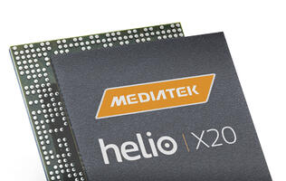 MediaTek launches the Helio X20: the world's first ten-core, Tri-cluster mobile SoC