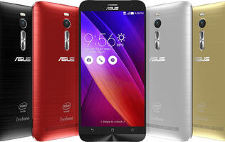 Pre-orders for the ASUS ZenFone 2 ZE551ML 4GB RAM smartphone start today!