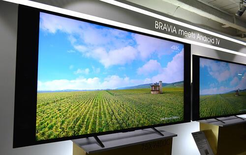 Sony unveils 2015 Bravia TVs, brings support for Android TV and better image quality