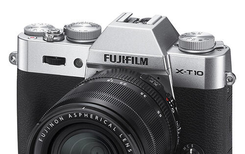 Fujifilm announces the launch of new X-T10 camera and a new XF90 mm lens
