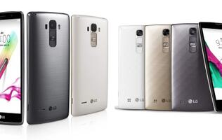 LG unveils the G4 Stylus and G4c, launching in key markets in the coming weeks