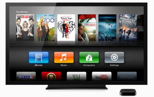 WSJ: Apple shelved plans to make a 4K TV more than a year ago