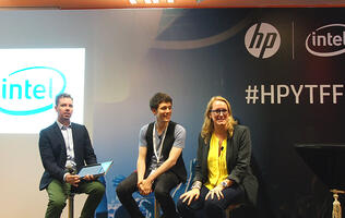 HP launches new range of Pavilion devices targeted at millennials at YouTube FanFest Singapore 2015