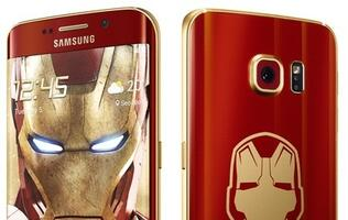 Samsung unveils Galaxy S6 Edge Iron Man Limited Edition