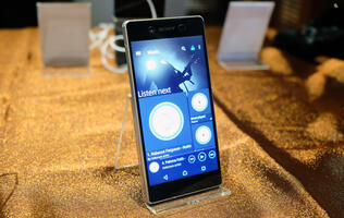 Hands-on: Sony Xperia Z3+