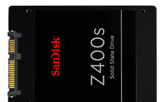 SanDisk unveils Z400s low-cost SSDs to replace hard drives in notebooks