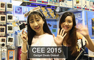 CEE 2015: Gadget deals galore!