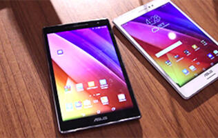 ASUS Chairman Jonney Shih on the 8-inch ZenPad 8.0 and ZenPad S 8.0 tablets