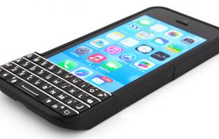 BlackBerry wins lawsuit against Typo, no more keyboard accessory for iPhone