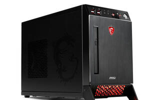 MSI showcases new range of AIO and desktop systems