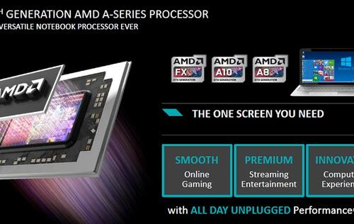 AMD's Carrizo APU will redefine the mainstream notebook (updated)