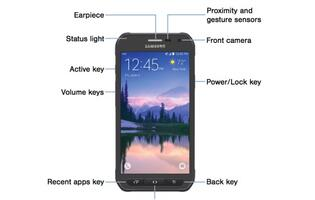 Samsung Galaxy S6 Active leaked on company's website, reveals images and specs