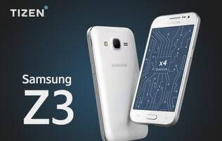 Samsung rumored to launch Tizen-powered Z3 later this year
