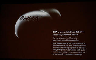 First impressions of the RHA T20, a high fidelity DualCoil in-ear earphones