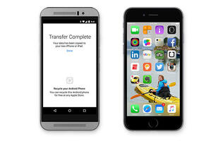 Apple sneaks in app to help Android users migrate to iOS