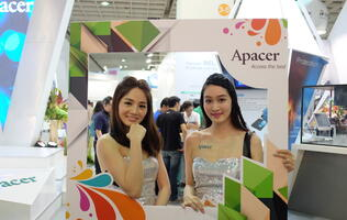Computex 2015: The show girls edition