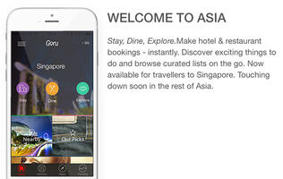 Goru is StarHub's new travel app for Asia
