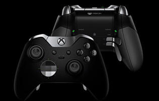 The Xbox One has a new controller, the Xbox Elite Wireless Controller