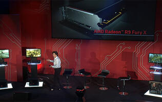 AMD at E3: Flagship Radeon R9 Fury X, Fury, and Nano with HBM announced