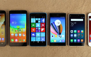 Shootout: The best smartphones under S$350