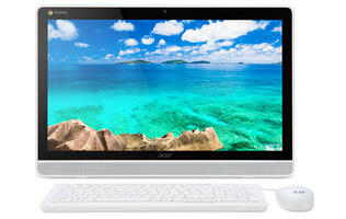 Acer announces availability of Chromebase DC221HQ AIO desktops