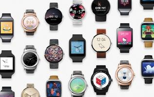 Google releases 17 new watch faces for Android Wear