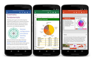 Office apps for Android phones exit preview status
