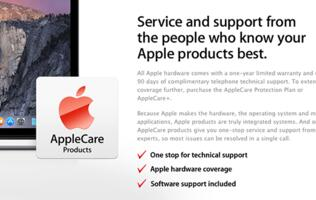 AppleCare for Mac will now cover all batteries that hold less than 80% charge