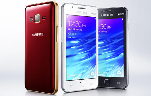 Samsung to launch more Tizen-based smartphones this year?
