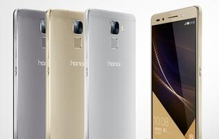 Huawei unveils 5.2-inch Honor 7, comes with 20MP phase-detection rear camera